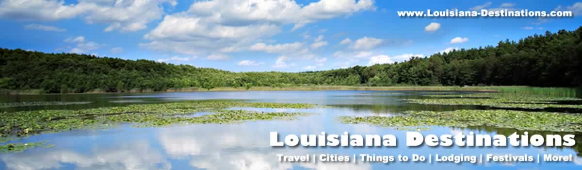 Covington Louisiana Information Travel Tourism Attractions – Louisiana Tourist Attractions Map