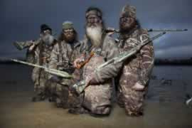 Duck Dynasty on the A&E Network: Fear the Beards!