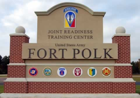 Fort Polk Joint Readiness Training Center