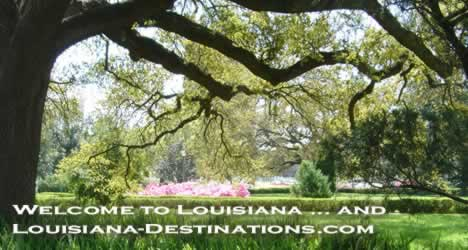 Welcome to Louisiana Destinations!