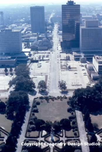 Photographs From Baton Rouge Louisiana From The 1970s