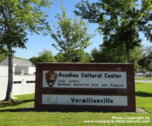 Acadian Cultural Center, Jean Lafitte National Historical Park and Preserve
