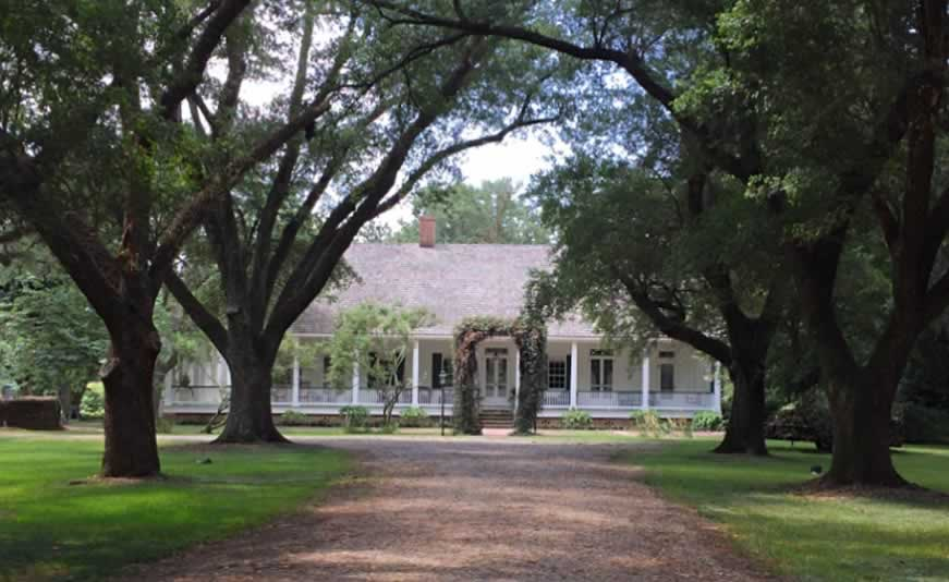 Beau Fort Plantation near Natchitoches, Louisiana