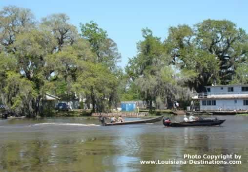 Pierre Part Louisiana In Assumption Parish Near Lake