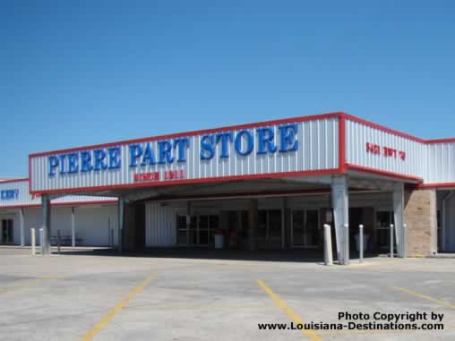 The Pierre Part Store, since 1911