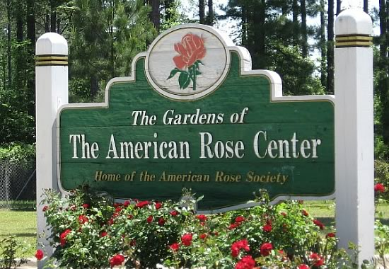 The American Rose Center