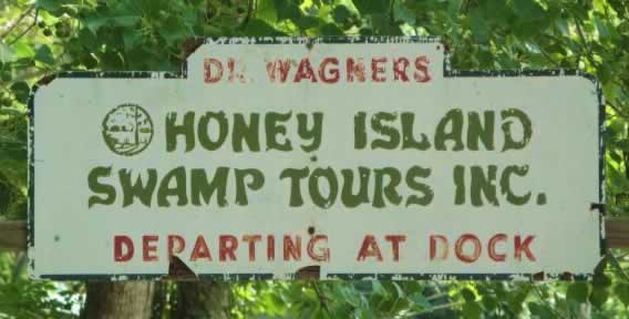 Dr. Wagner's Honey Island Swamp Tours