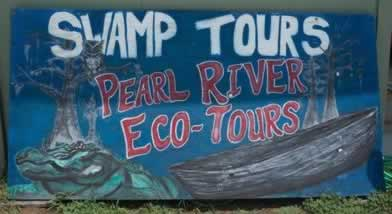 Swamp Tours by Pearl River Eco-Tours