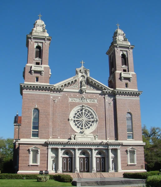 St. Joseph Co-Cathedral, Thibodaux, LA