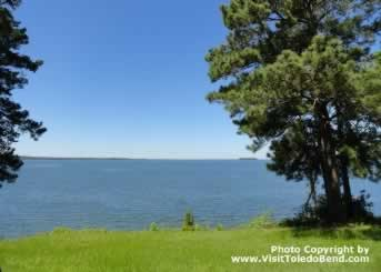 Toledo Bend Reservoir Information Fishing Boating