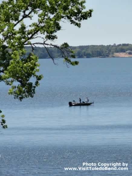Toledo Bend Reservoir Information Fishing Boating