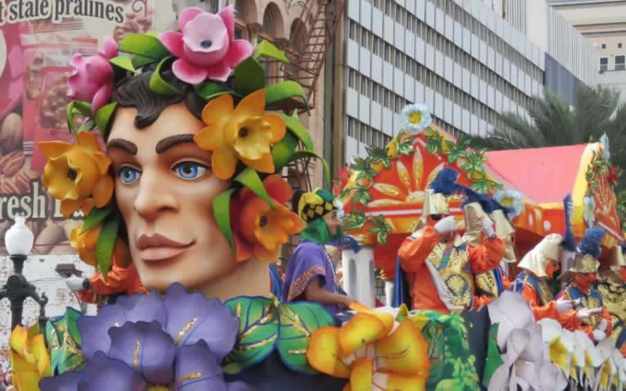2019 Mardi Gras Calendar 2020 Louisiana Mardi Gras calendar, where to see parades