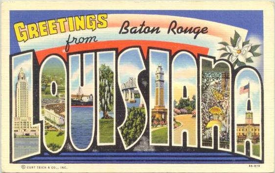 Baton Rouge Louisiana The Red Stick Travel Tourism – Louisiana Tourist Attractions Map