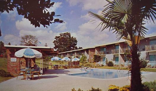 Howard Johnsons Motor Lodge, Lafayette, Louisiana