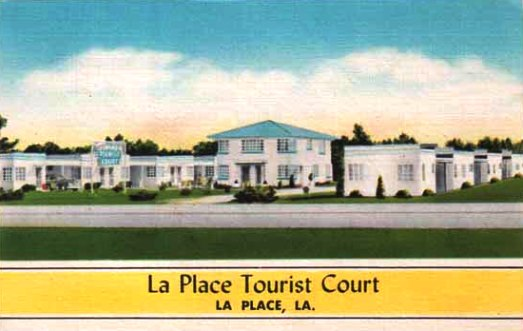 Earlier Travel Times At The Laplace Tourist Court Louisiana
