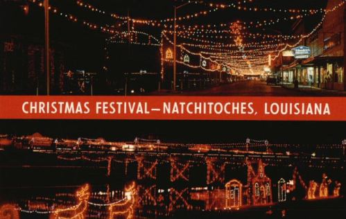 Natchitoches Christmas Festival