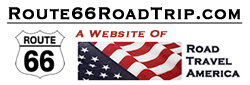 Route 66 Road Trip Website