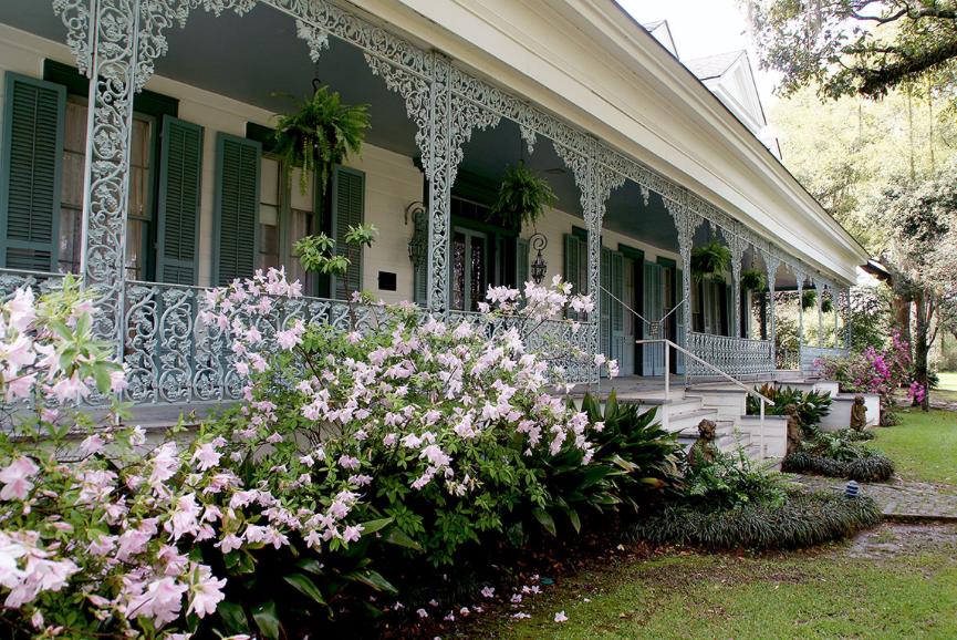 The Myrtles Plantation in Saint Francisville, Louisiana