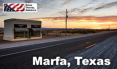 Visitors Guide for Marfa, Texas ... attractions, Marfa Lights, hotels and maps